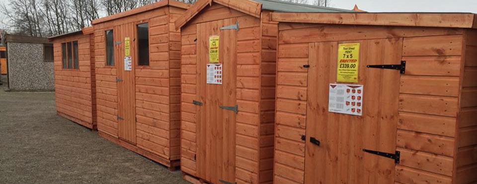 haydock garden buildings sheds summer houses log cabins - Garden Sheds Haydock