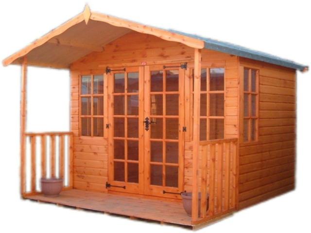garden sheds workshops log cabins summer houses - Garden Sheds Haydock
