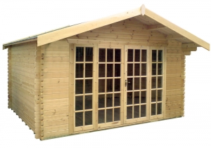 Timber Balmoral Log Cabin