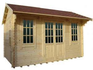 Timber Dalton Log Cabin