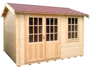 Timber Henley Log Cabin