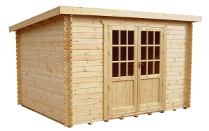 Timber Kinsley Log Cabin
