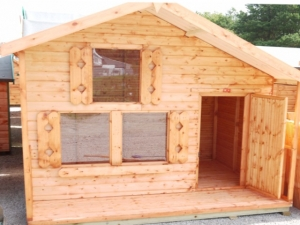 Timber Millies House Play Dens