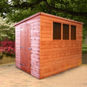 Timber Super Strong Sheds