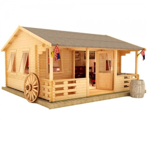Timber Adlington Log Cabin
