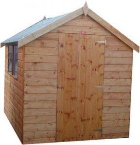Timber Breckland Sheds