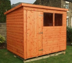 Timber Derby Executive Sheds