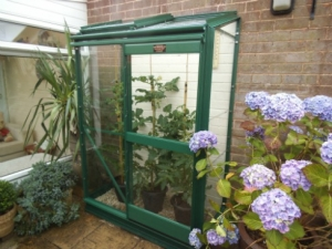 Aluminium Easy Grow Greenhouses
