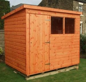 Timber Eco Sheds