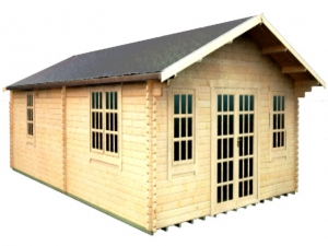 Timber Kensington Log Cabin