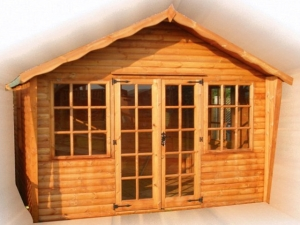 kensington summer houses - Garden Sheds Haydock