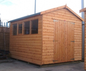 Timber Lancastrian Workshop