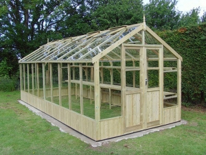 Timber Raven Greenhouses