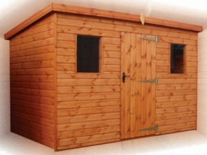 Timber Rhino Sheds