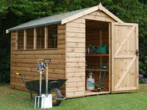 Timber RG Royston Sheds
