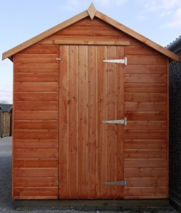 Timber Rustic Sheds