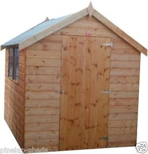 Timber Seconds Sheds