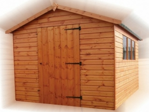 Timber Superior Sheds