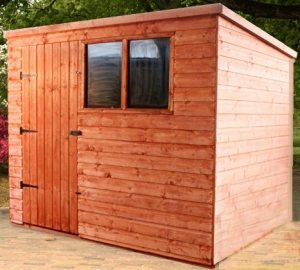 Timber T&G WORKSHOP Sheds