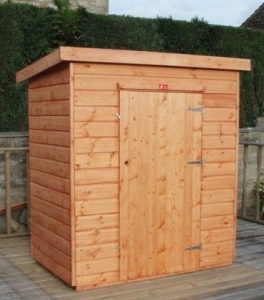 Timber PL Toolshed Sheds