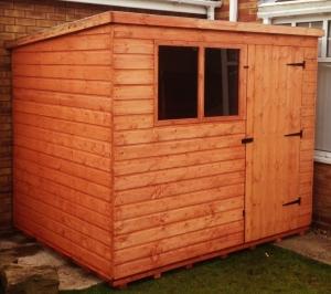 timber tool shed sheds - Garden Sheds Haydock