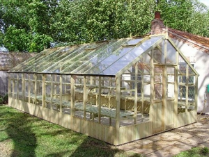 Timber Falcon Greenhouses